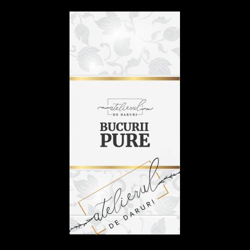 """GIFT CARD """"BUCURII PURE"""""""